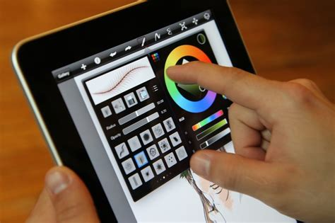 Best iPad Apps for Graphic Designers