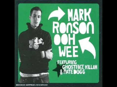 Mark Ronson — Ooh Wee — Listen, watch, download and