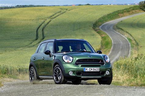 2014 MINI Cooper Countryman was declared a 2014 Top Safety
