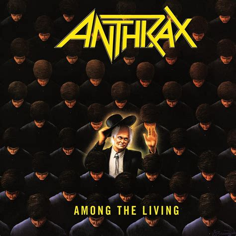 Anthrax, 'Among the Living' (1987) | The 100 Greatest