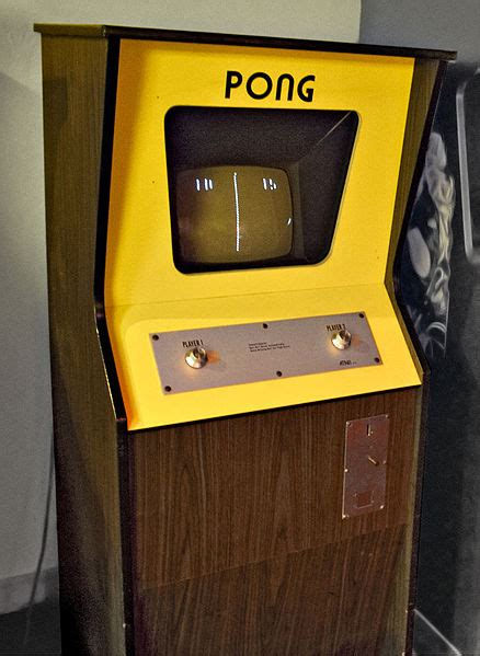 """Atari """"Pong"""" is 45 Years Old Today! - Funstock"""