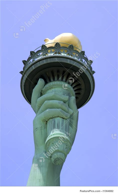 Statue Of Liberty's Torch Picture