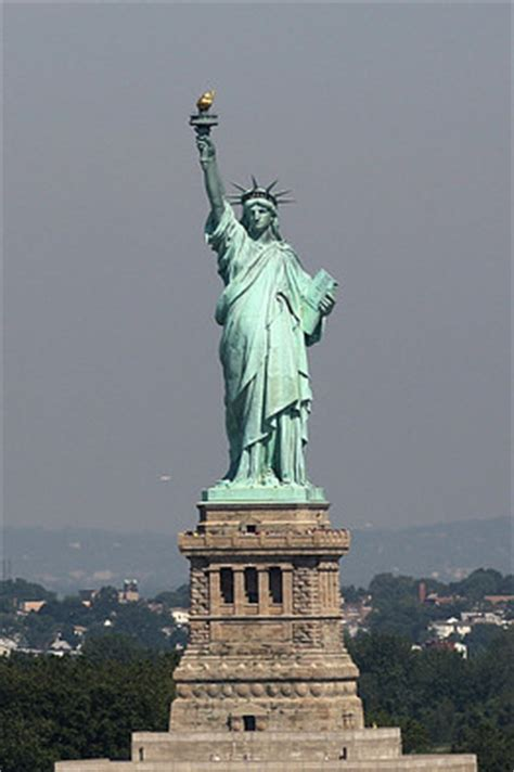 For Tourists, Statue of Liberty is Nice, but no Forever 21