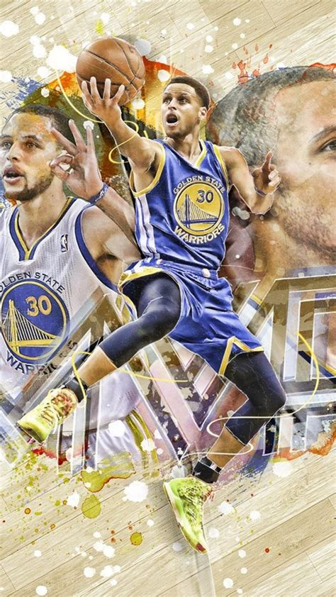 Golden State Warriors Stephen Curry Wallpapers For Iphone