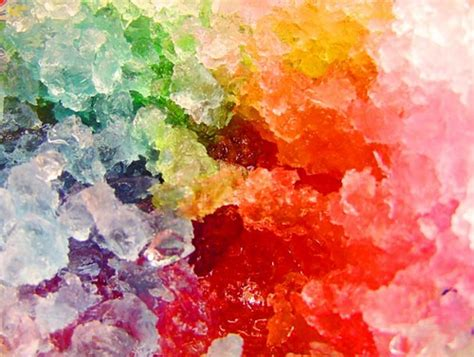 colorful shaved ice | Explore nao☆'s photos on Flickr