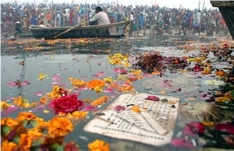 Cities in India the World's Most Polluted | Ganga Action
