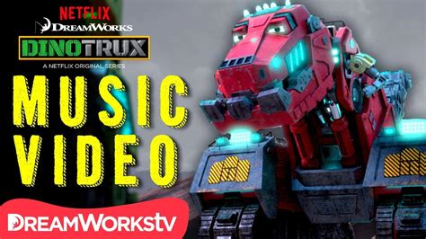 [MUSIC VIDEO] Dinotrux Supercharged REMIX | DINOTRUX - YouTube