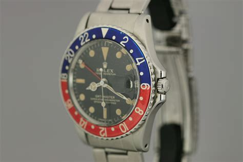 1960 Rolex GMT-Master Gilt Dial Watch For Sale - Mens