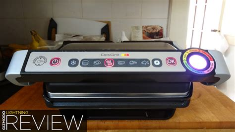 Tefal OptiGrill Lightning Review: It's A George Foreman