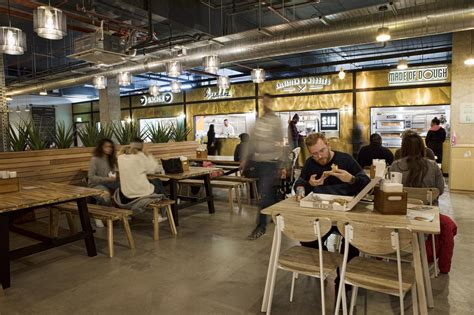 Feast Canteen review: The belle of the mall   London