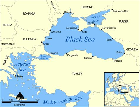 KNOWLEDGE FOR U: Mystery of the Black Sea