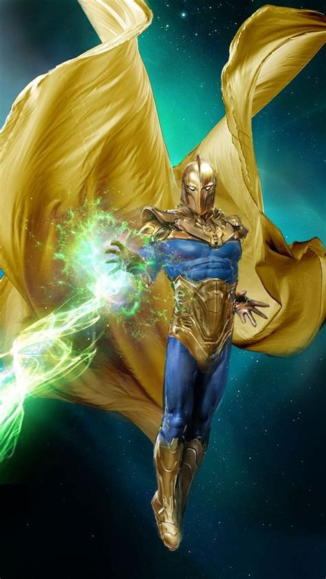 Doctor Fate (Kent Nelson) (Character) - Comic Vine