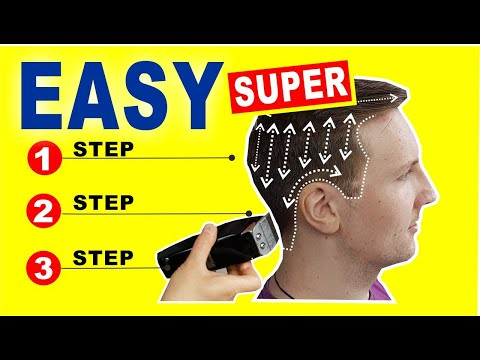 how to haircut with trimmer  how to use hair clippers