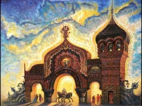 Pictures At An Exhibition - Modest Mussorgsky, arr