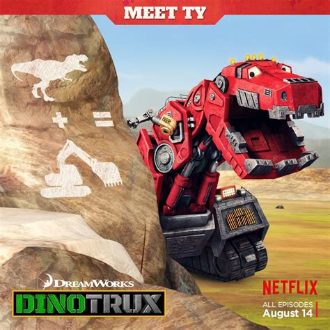 Category:Dinotrux characters | Dreamworks Animation Wiki