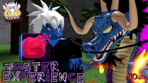 Roblox Grand Piece Online | Tester Experience (PART 2