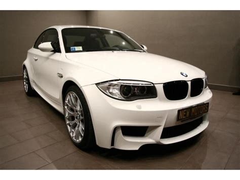 Sold BMW M1 M-SPORT - used cars for sale