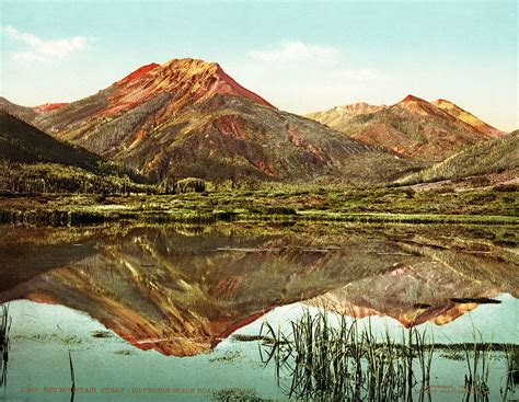 File:Red Mountain Pass, Ouray-Silverton Stage Road