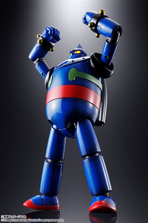 Photos and Details for the Soul of Chogokin Tetsujin 28