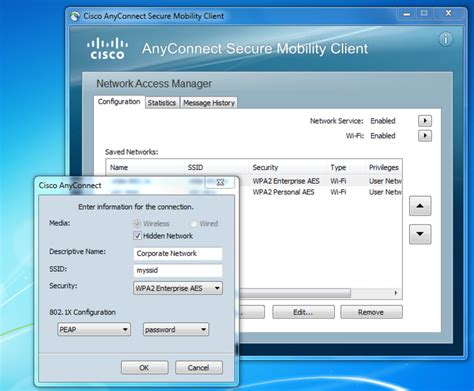 Cisco AnyConnect Secure Mobility Client - Download