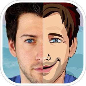 Cartoon Face - morph effect: turn your photo into