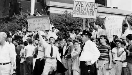 The Big Ten - Crucial Events in the Modern Civil Rights
