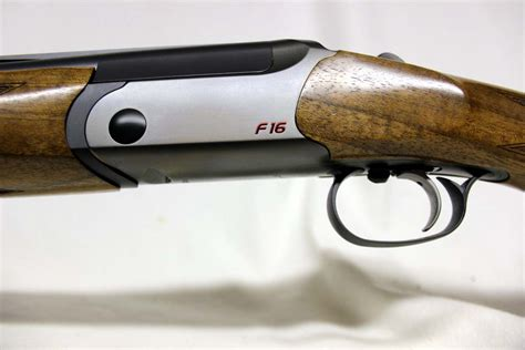 Pre-Owned (As New) Blaser F16: Clay Target Sports