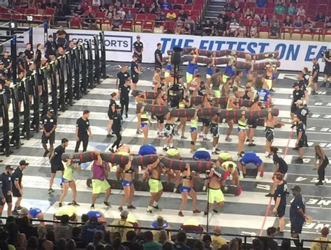 Community notebook: CrossFit Fort Vancouver 3rd at