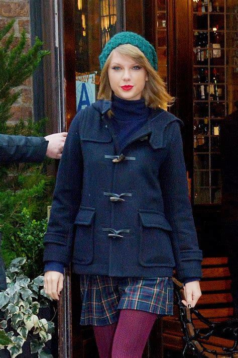 Welcome to New York: Here's Where Taylor Swift Hangs When