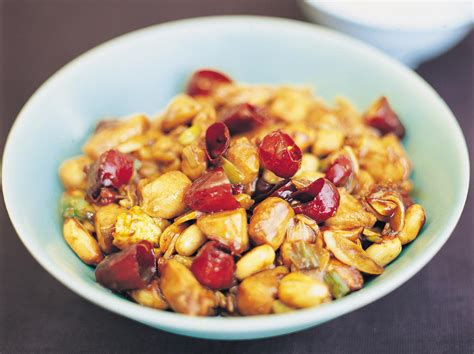 Gong Bao (Kung Pao) Chicken with Peanuts | Cookstr