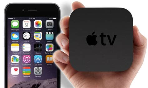 Apple TV: Touchscreen remote and App Store to launch with