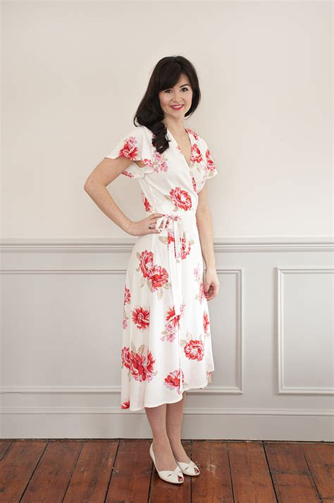 Sew Over It   Eve Dress Sewing Pattern - Sew Over It