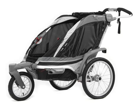 Thule Chinook Stroller and Jogger w/ Accessories - 1 Child