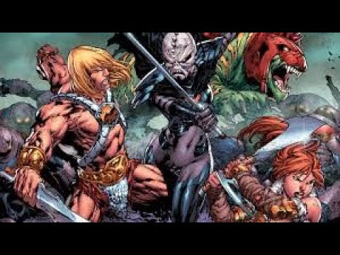 He-Man and the Masters of the Universe - HIGHLIGHTZONE