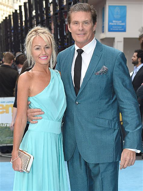 Hayley Roberts, David Hasselhoff's Fiancee: What to Know