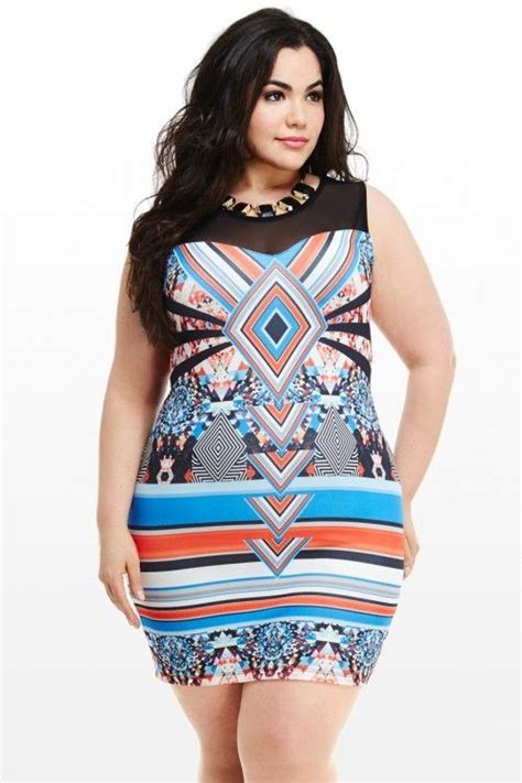 Look Hip And Happening In Plus Size Urban Clothing