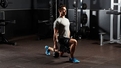 The Best Free-Weights Workout Plan To Build Strength   Coach