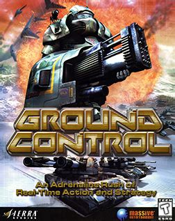 Ground Control 1 PC Full Download