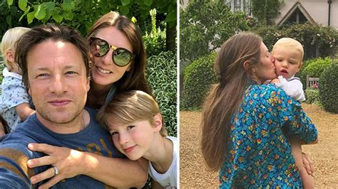 Jools Oliver claims being a mum is 'ten times harder' than