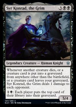 New MTG Throne of Eldraine Previews Reveal More Colored