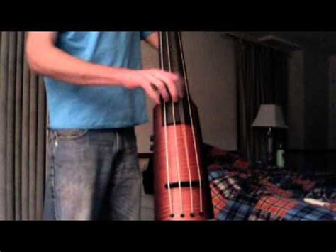 NXT Electric Upright Bass - YouTube
