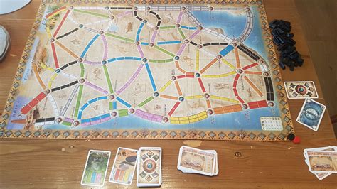 Ticket To Ride Heart Of Africa Review - New Continent, New