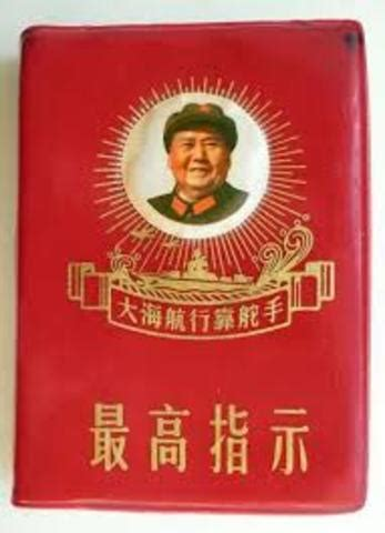 Mao Zedong's Consolidation of Power timeline | Timetoast