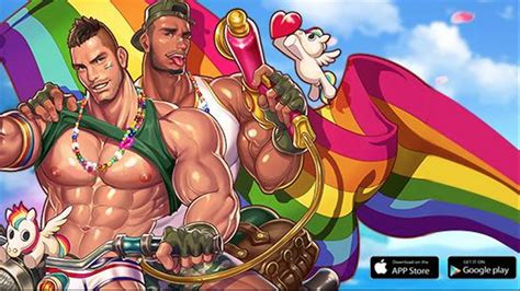 """New Mobile-Phone Game """"Gaydorado"""" Is A """"Busting At The"""