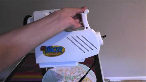 EZ Tracer Projector Review: - YouTube