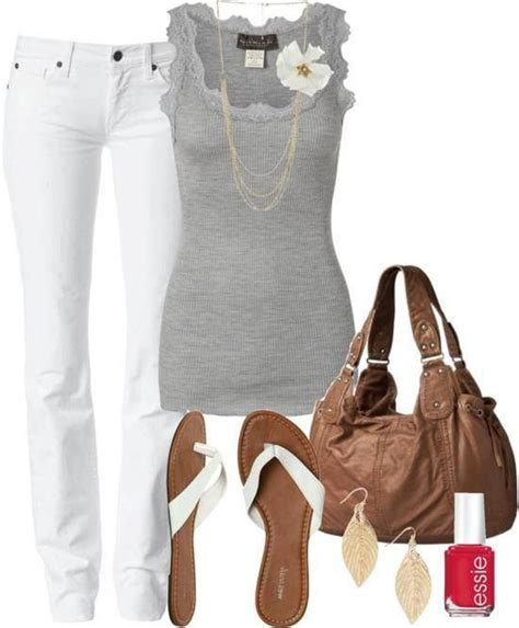 outfit combinations for teens | 30 Cute Casual Summer