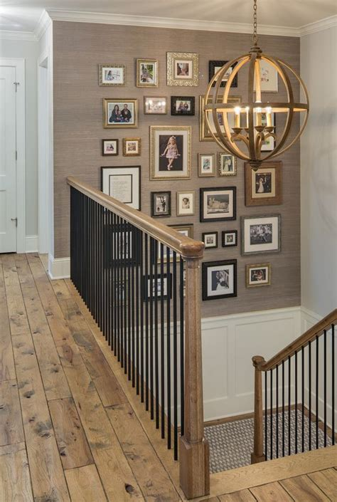 33 Stairway Gallery Wall Ideas To Get You Inspired