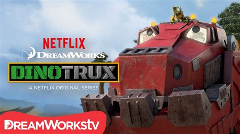 Dinotrux Opening Credits | DINOTRUX - YouTube