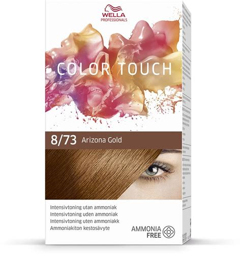Wella Professionals Color Touch Deep Brown 8/73 Arizona