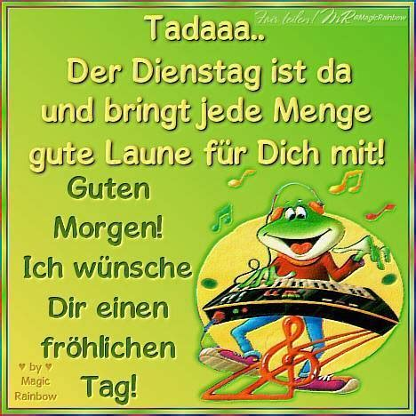 Green-Pictures - Dienstag